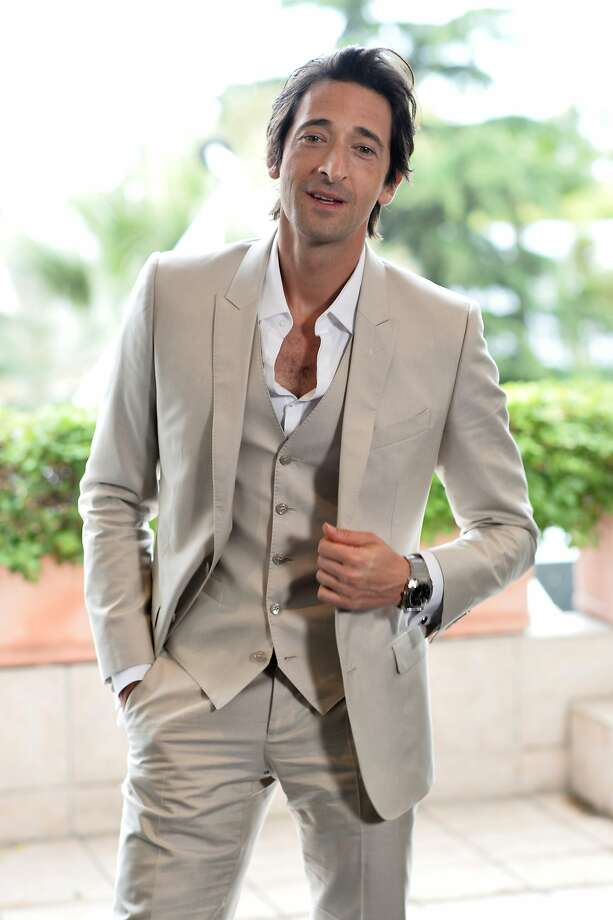 "Actor Adrien Brody attends a photocall to announce his new film ""Emperor"" during the 67th Annual Cannes Film Festival on May 19, 2014 in Cannes, France. Photo: Michael Buckner, Getty Images"