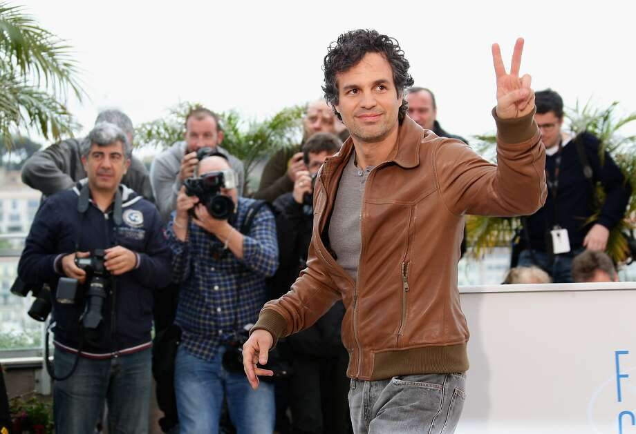 "ctor Mark Ruffalo attends the ""Foxcatcher"" photocall during the 67th Annual Cannes Film Festival on May 19, 2014 in Cannes, France.  Photo: Vittorio Zunino Celotto, Getty Images"