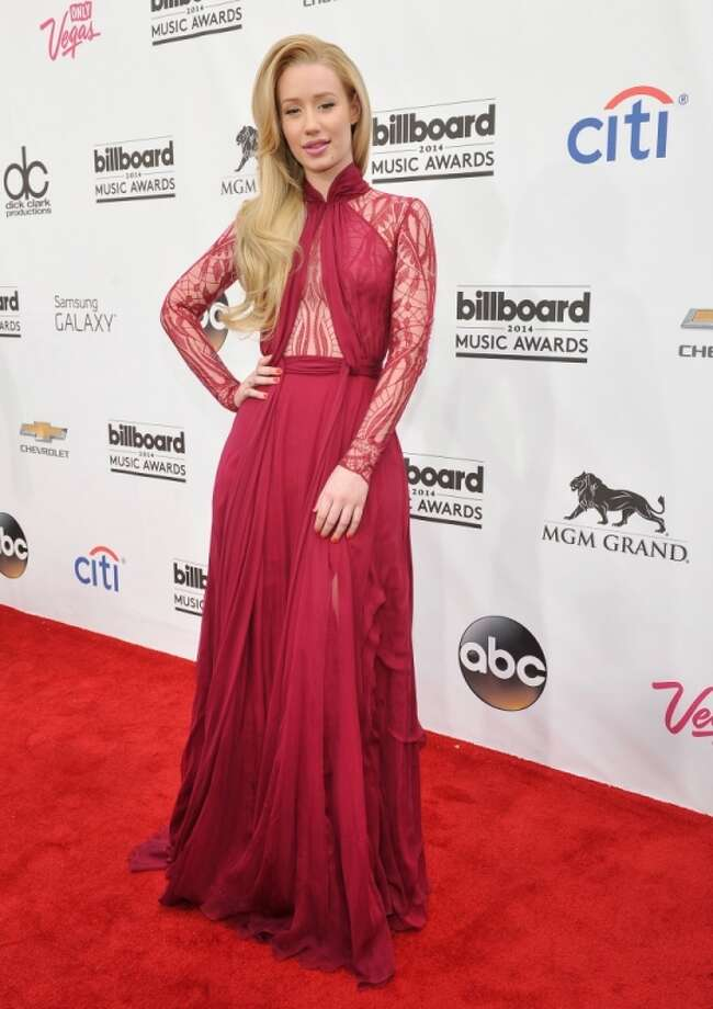 Iggy Azalea Photo: David Becker/Billboard Awards 20, Getty Images For DCP