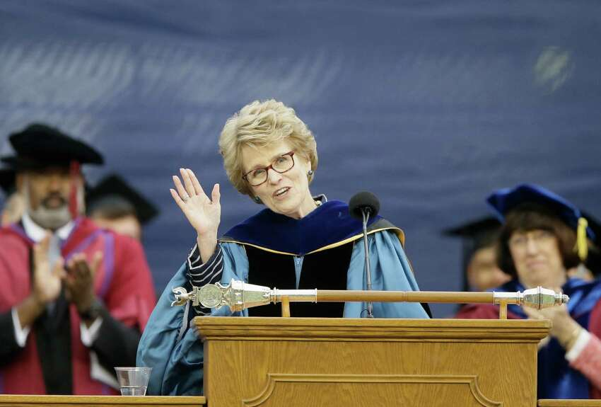 9. Mary Sue Coleman  University of Michigan at Ann Arbor Total compensation: $1,037,357