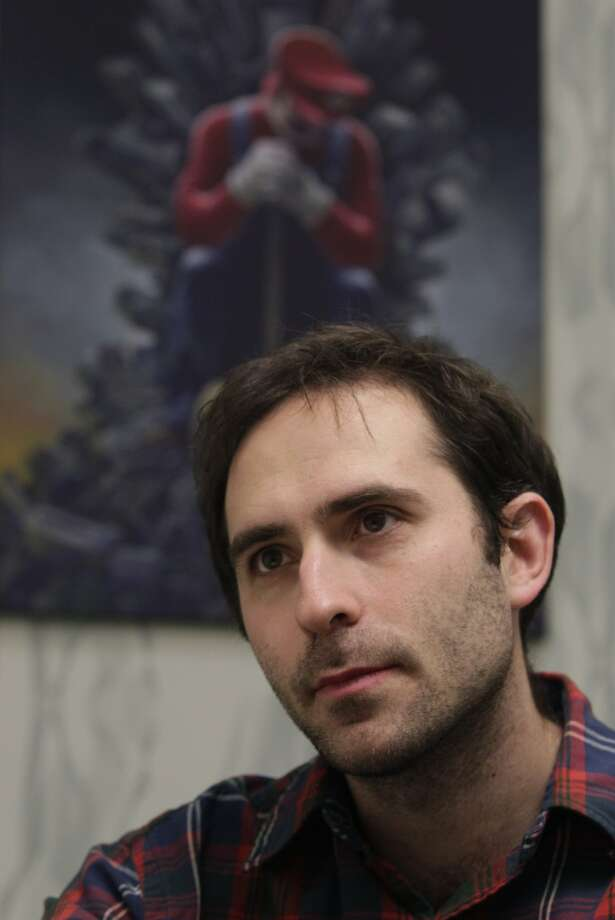 Twitch CEO Emmett Shear's firm says it tops 45 million unique users per month. Photo: Paul Chinn, The Chronicle