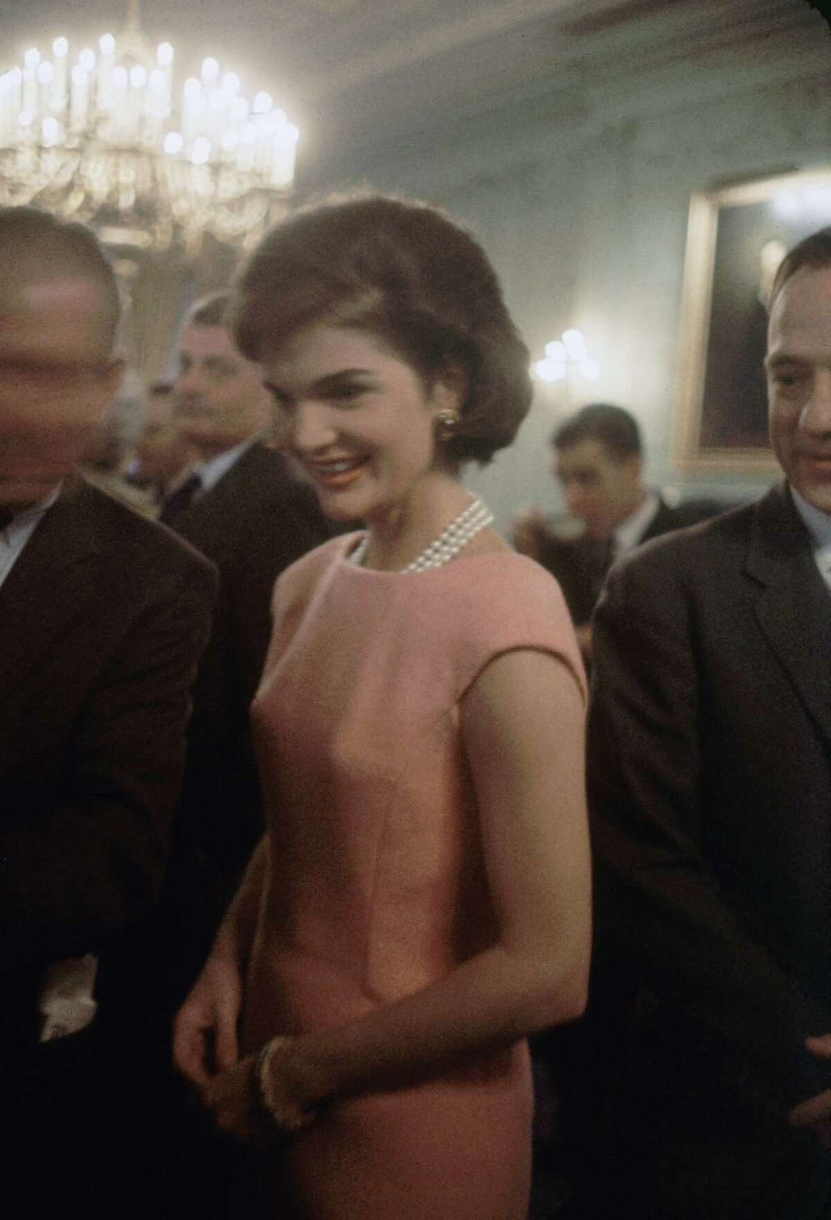 Jacqueline Kennedy She remarried in 1968, however her husband Aristotle Onassis died seven years later. Jacqueline died in Manhattan in 1994 at the age of 64 after suffering from non-Hodgkin's lymphoma.