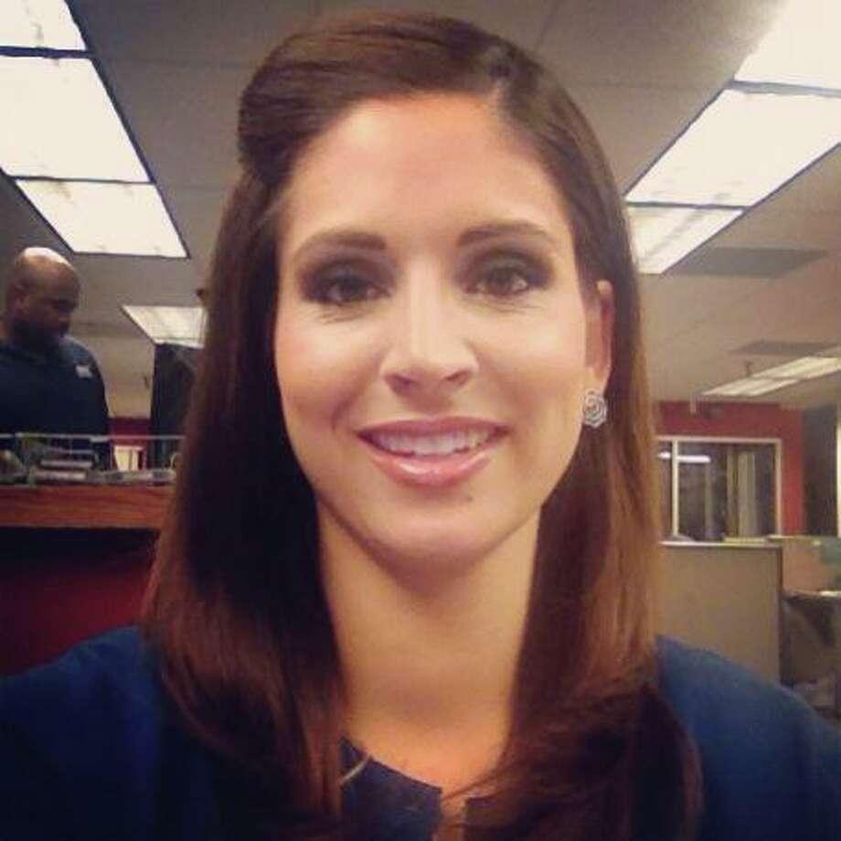 Evy Ramos comes to San Antonio's NBC affiliate from the CBS station in Fresno, Photo: Courtesy Evy Ramos / San Antonio Express-News