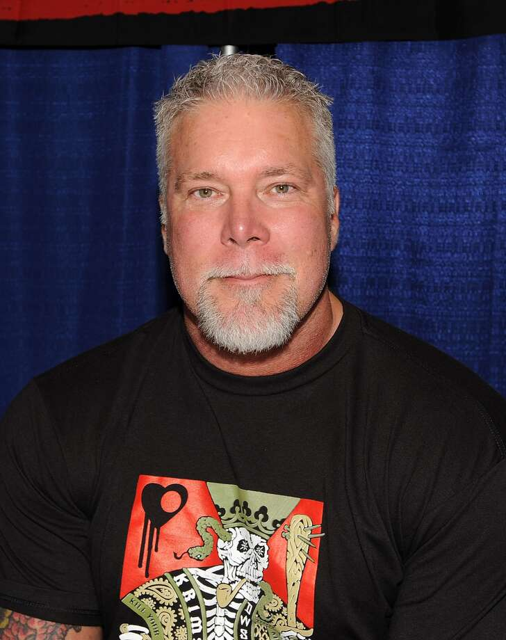 WWE wrestler Kevin Nash and his son, Tristen, were arrested after engaging in a drunken domestic brawl in Florida, police told TMZ.