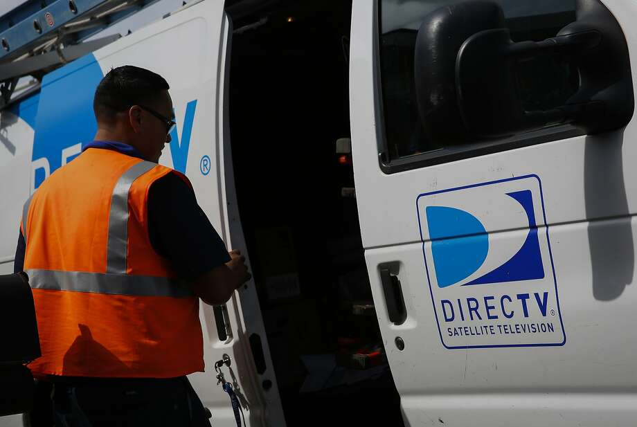 DirecTV would be offered on a stand-alone basis for at least three years at nationwide prices. Photo: Patrick T. Fallon, Bloomberg