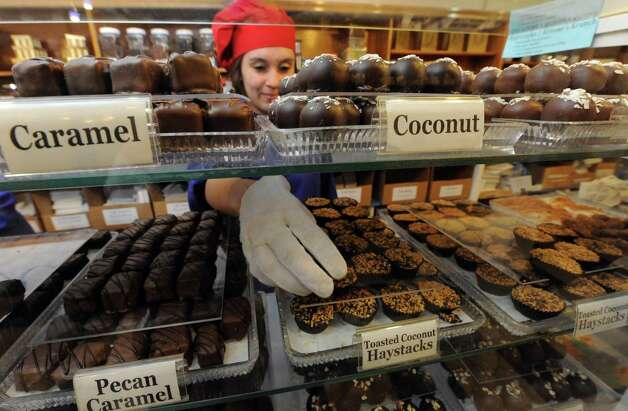 Krause's Homemade Candy is expanding into Glenville in August 2014. The new store will be located on Route 50. (Michael P. Farrell/Times Union) Photo: Michael P. Farrell, Albany Times Union / 00019542A