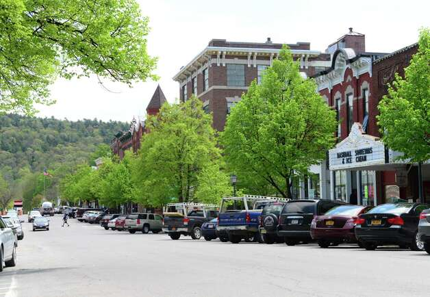 Main St. in Cooperstown Monday, May 19, 2014, in Cooperstown, N.Y. (Will Waldron/Times Union) Photo: WW