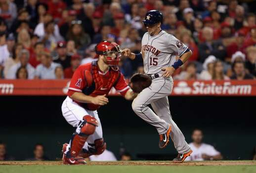 May 19: Astros 5, Angels 2  Dallas Keuchel tossed 8+ innings of solid ball and the Astros' offense jumped on the Angels early to secure their third straight win.  Record: 17-28. Photo: Jeff Gross, Getty Images