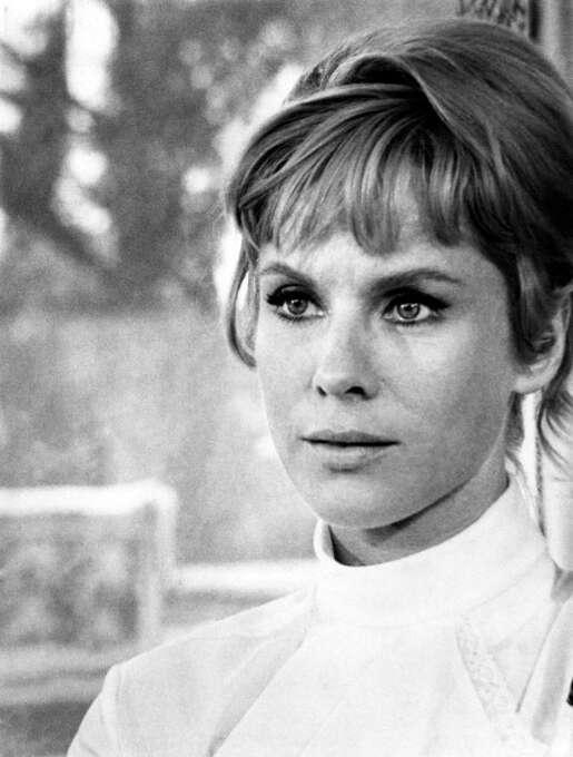 Bibi Andersson -- unforgettable in PERSONA. Photo: Mondadori, Mondadori Via Getty Images / Mondadori