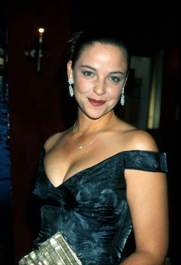 Actress Alison Elliott around the time of her great performance in WINGS OF THE DOVE in 1997. Photo: Dave Allocca, Time & Life Pictures/Getty Image / Time Life Pictures