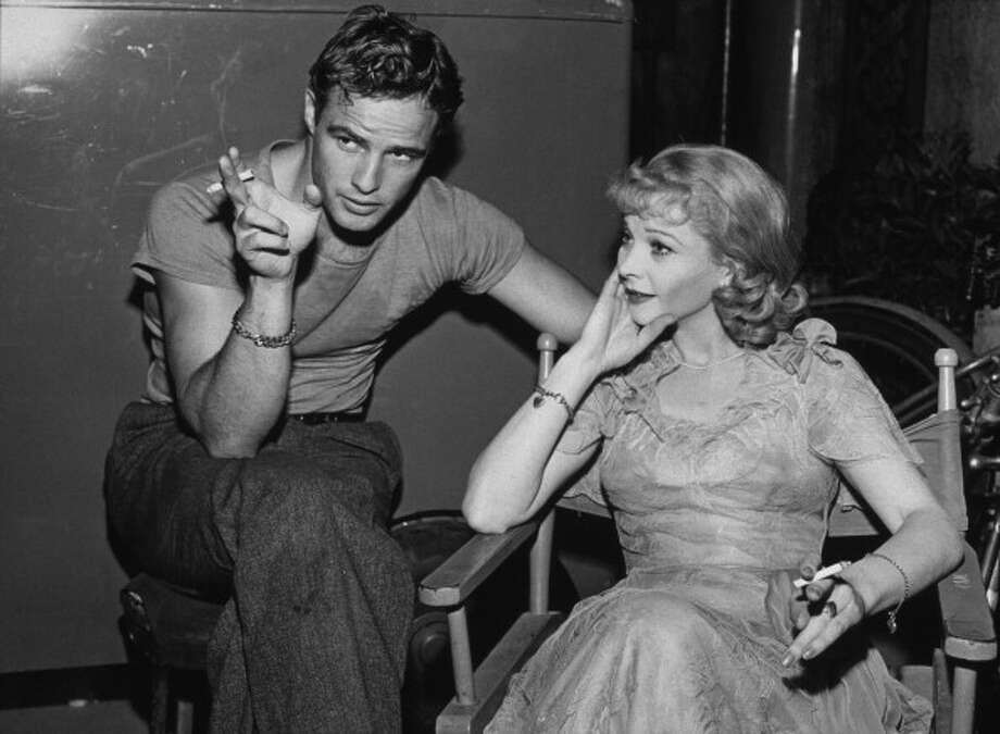 Vivien Leigh in A STREETCAR NAMED DESIRE. This is the Leigh performance that stays with me, not that Civil War thing. Photo: Archive Photos, Getty Images / 2013 Getty Images