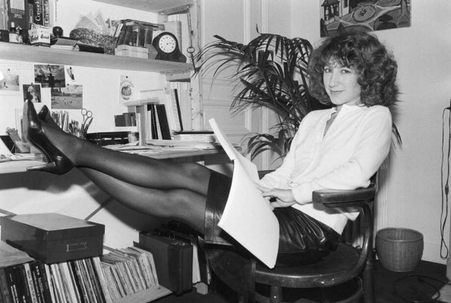 Nathalie Baye, shown here in 1981, was unforgettable in  A WEEK'S VACATION.  But the truth is, she's great in so many films -- LE PETIT LIEUTENANT, EVERY OTHER WEEKEND, LA BALANCE, LES SENTIMENTS, CLIENT, PRIX A PAYER . . . Photo: DEUTSCH Jean-Claude, Paris Match Via Getty Images / 2012 Jean-Claude Deutsch/Paris Match