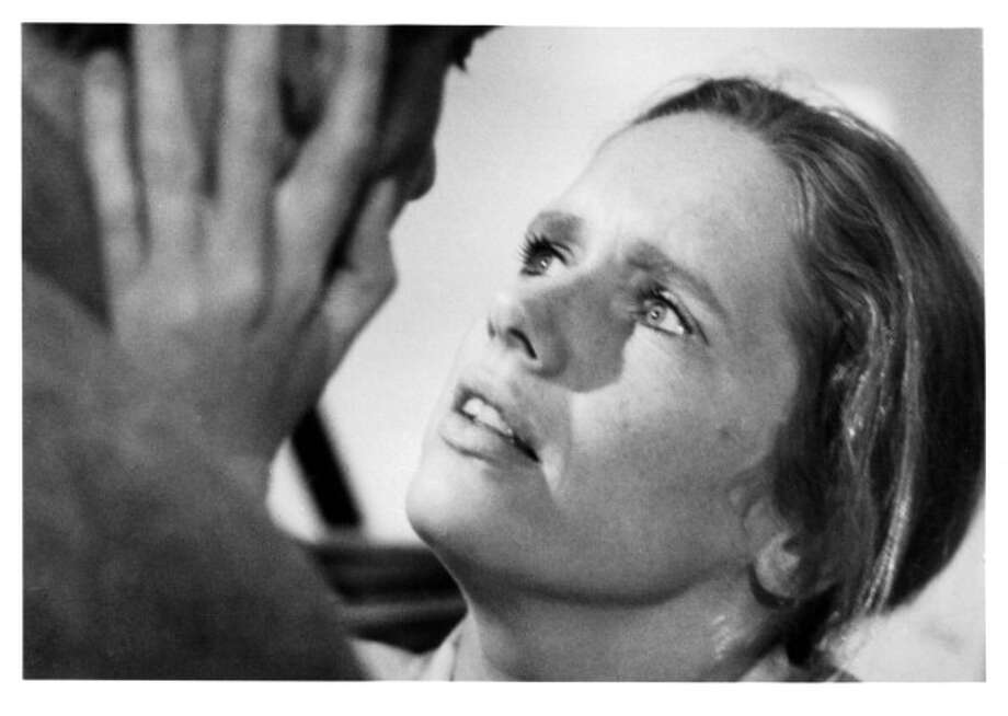 "Liv Ullmann in Bergman's ""Scenes from a Marriage"" in 1973. Acting doesn't get richer.  Also see her in Bergman's AUTUMN SONATA.  And then see her in everything. Photo: Michael Ochs Archives, Getty Images / 2013 Getty Images"