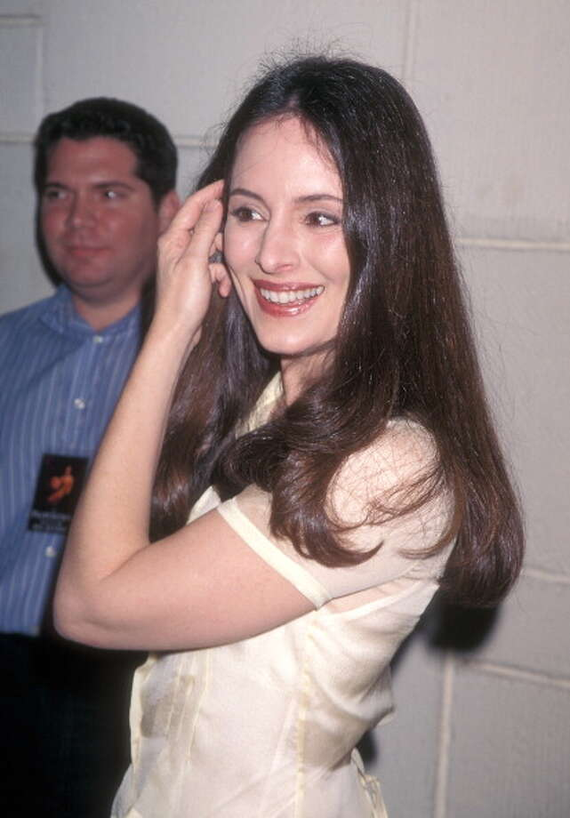 Madeleine Stowe was unforgettable in THE LAST OF THE MOHICANS -- fierce and passionate. Photo: Ron Galella, WireImage / 1998 Ron Galella, Ltd.