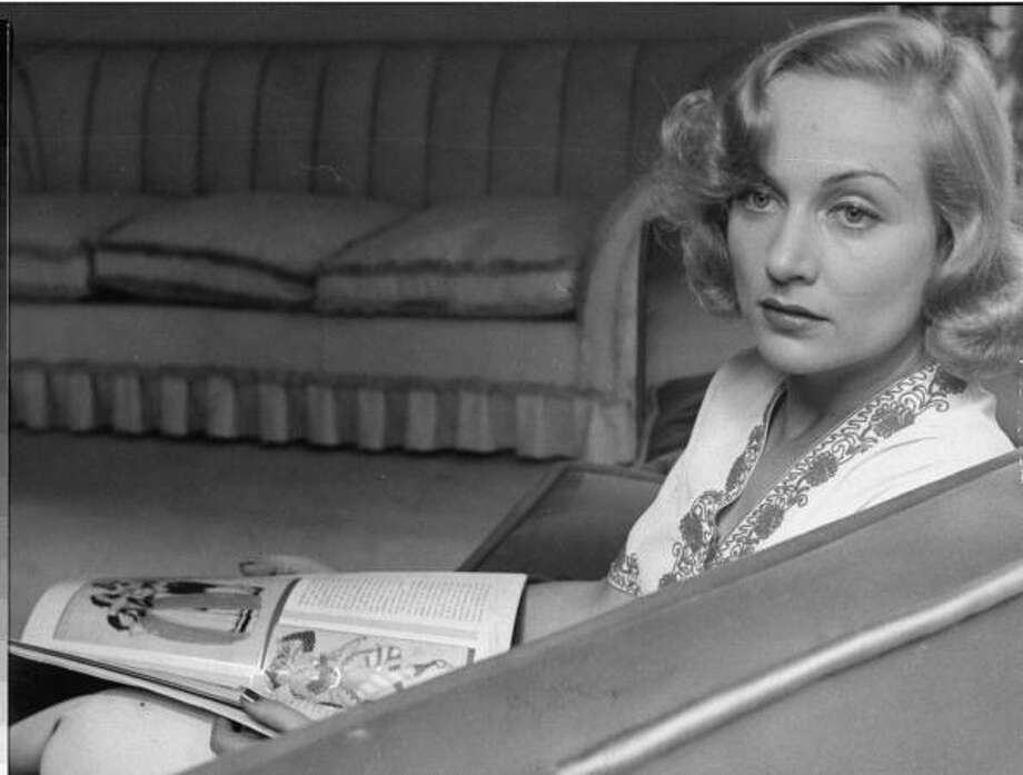Carole Lombard in NOTHING SACRED was funny, timeless  and wonderful -- though also see her in TO BE OR NOT TO BE. Photo: Alfred Eisenstaedt, Time & Life Pictures/Getty Image / Time Life Pictures