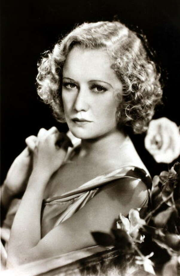 Miriam Hopkins is seductive, funny, self-knowing and smart in DESIGN FOR LIVING, but she's also unforgettable in DR. JEKYLL AND MR. HYDE, THE SMILING LIEUTENANT and THE STORY OF TEMPLE DRAKE.  If you don't know her yet, seek her out.  She was one of the greats. Photo: Bob Thomas/Popperfoto, Popperfoto/Getty Images / Popperfoto