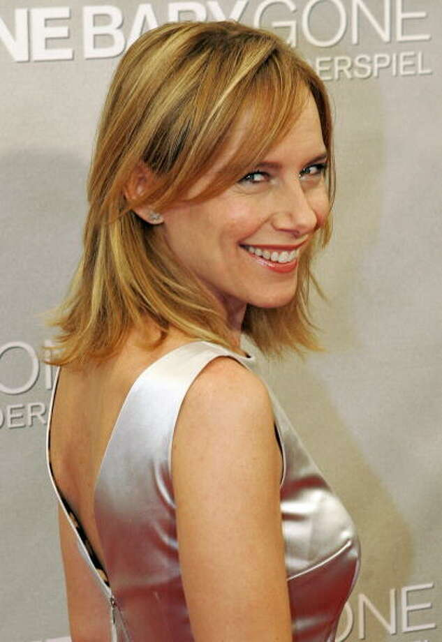 Amy Ryan was unforgettable as a happy, self-satisfied lowlife in GONE BABY GONE. Photo: AFP, AFP/Getty Images / 2007 AFP