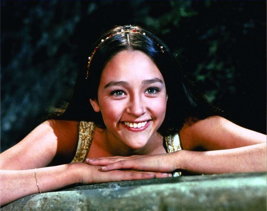 "Olivia Hussey as Juliet in ""Romeo and Juliet.""  You don't see this as a teenager and then go on your merry way.  This one is for life. Photo: Courtesy Of The Castro Theatre"