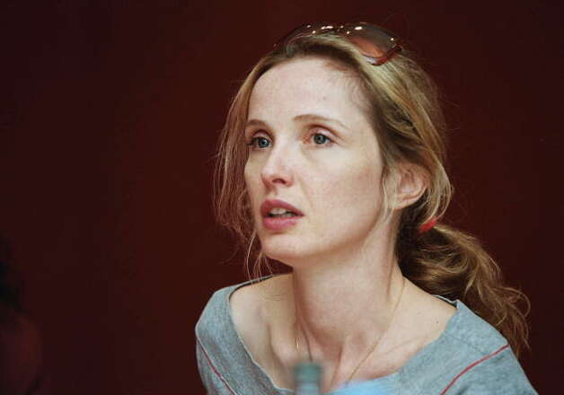 Julie Delpy, around the time of BEFORE SUNSET (2004), which was an especially strong showcase for her intelligence and charm.  Of course, she's terrific in all three BEFORE movies, but don't miss her in TWO DAYS IN MANHATTAN, which she wrote and directed. Photo: AFP, AFP/Getty Images / 2004 AFP