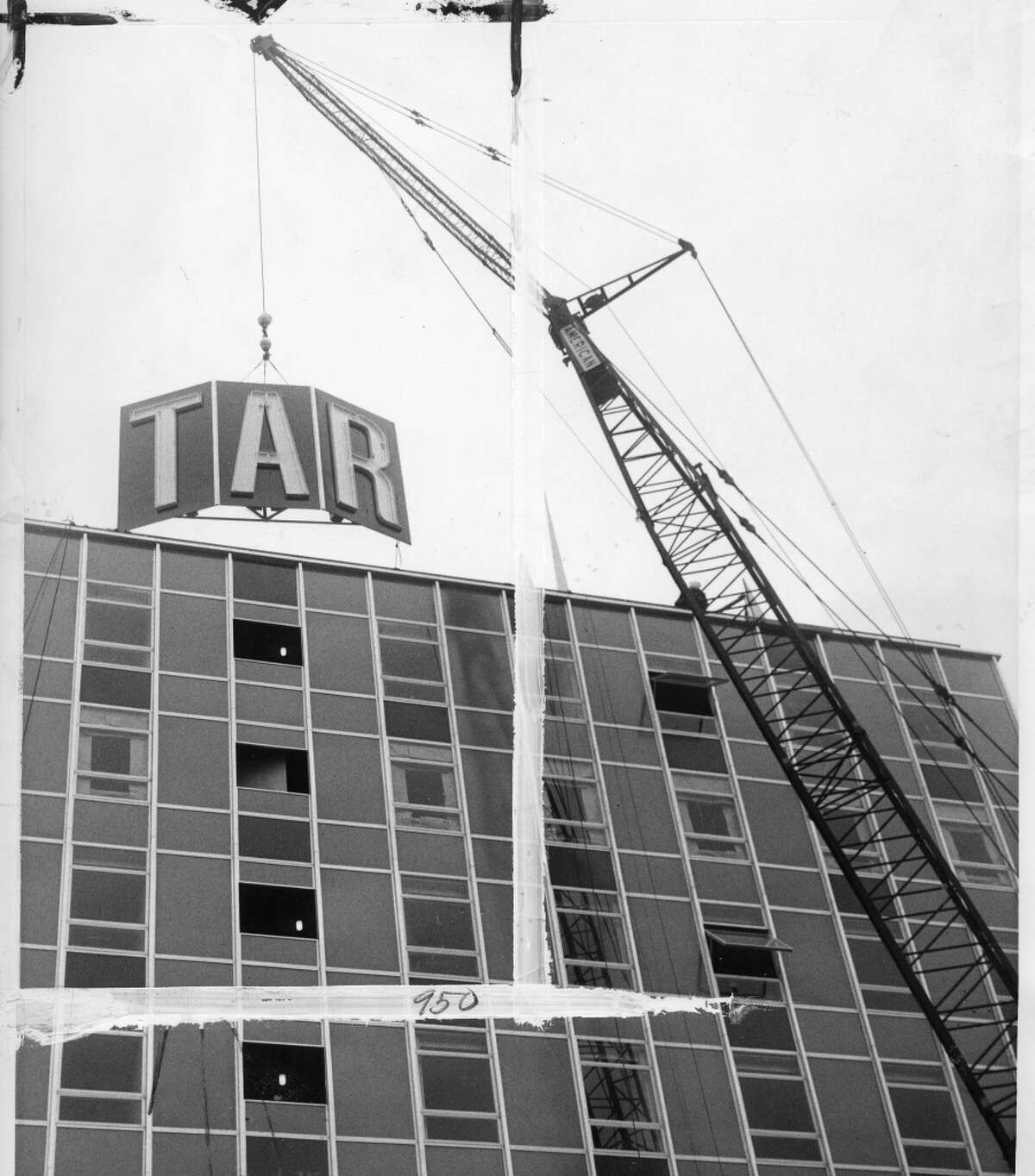 JACK TAR HOTEL: The Jack Tar opened on Van Ness at Geary in 1960 and was billed as