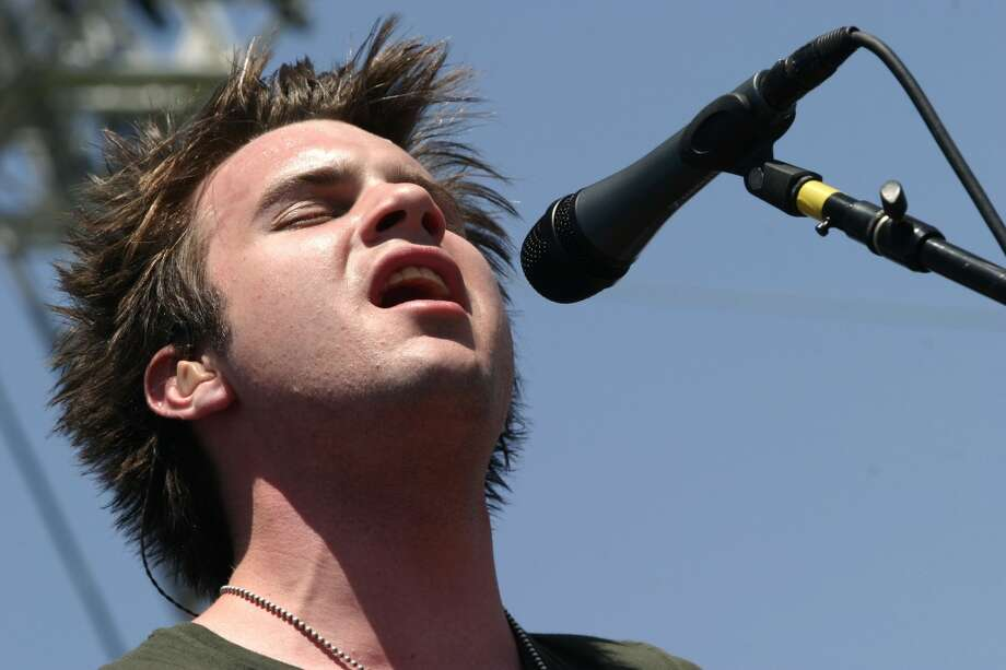 Howie Day performs at Stamford's Alive @ Five concert series on Thursday, Aug. 8. Here he is on stage during the 2004 Coachella Valley Music Festival at Empire Polo Fields in Indio, Calif. Photo: Barry Brecheisen, WireImage