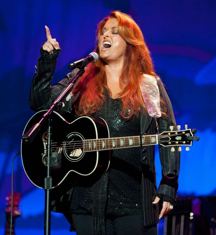 Wynonna & The Big Noise perform at Stamford's Alive @ Five concert series on Thursday, July 18. Here's Wynona on stage during Marty Stuart's 11th annual Late Night Jamat the Ryman Auditorium in Nashville, Tenn. on June 7, 2012. Photo: Erika Goldring, Getty Images