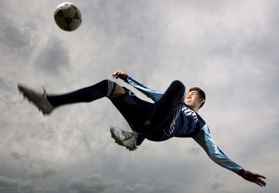 Boys Player of the Year  Trinidad Luna - MF, Sr., Clements Photo: J. Patric Schneider, For The Chronicle