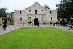 In 1836, a siege on the Alamo by Mexican General Santa Anna lasted for 13 days with approximately 600 Mexicans and roughly 200 Texans killed. Read more about visiting the Alamo.