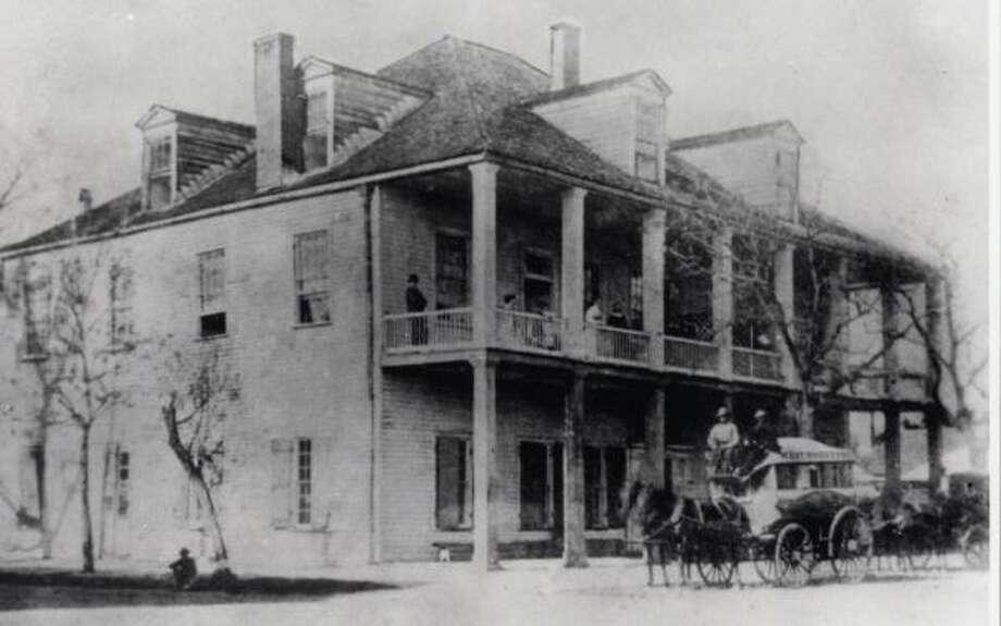 Houston History Quiz San Antonio Express News