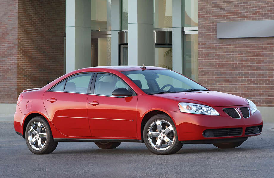 Pontiac G6Model year being recalled: 2005-2008Number of vehicles being recalled: 1,339,355 (Combined with Chevrolet Malibu, next slide)Reason for recall: Shift cable can wear out over time, resulting in mismatches of the gear position indicated by the shift lever.. Photo: General Motors