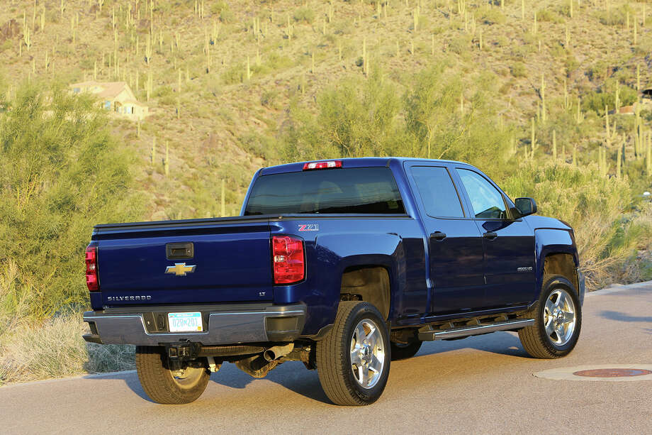 Chevrolet Silverado HD and GMC Sierra HD Model year being recalled: 2015Number of vehicles being recalled: 58Reason for recall: Retention clips attaching the generator fuse block to the vehicle body can become loose and lead to a potential fire. Photo: General Motors