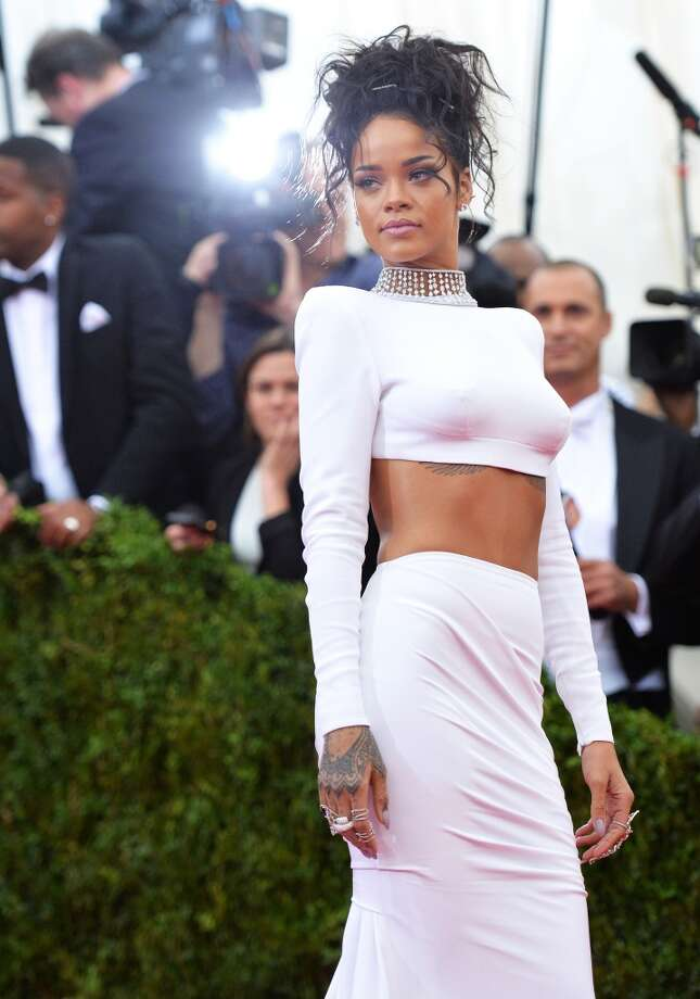Rihanna (Photo by Mike Coppola/Getty Images) Photo: Mike Coppola, Getty Images