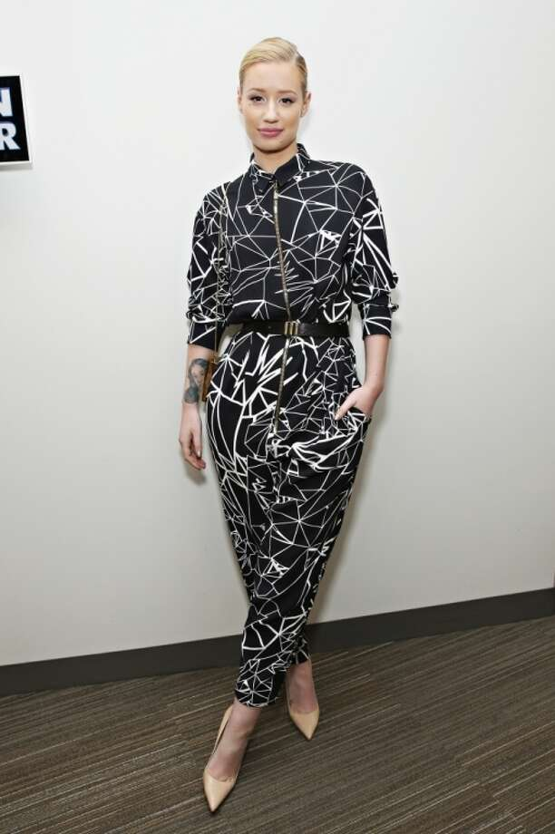 Iggy Azalea (Photo by Cindy Ord/Getty Images) Photo: Cindy Ord, Getty Images