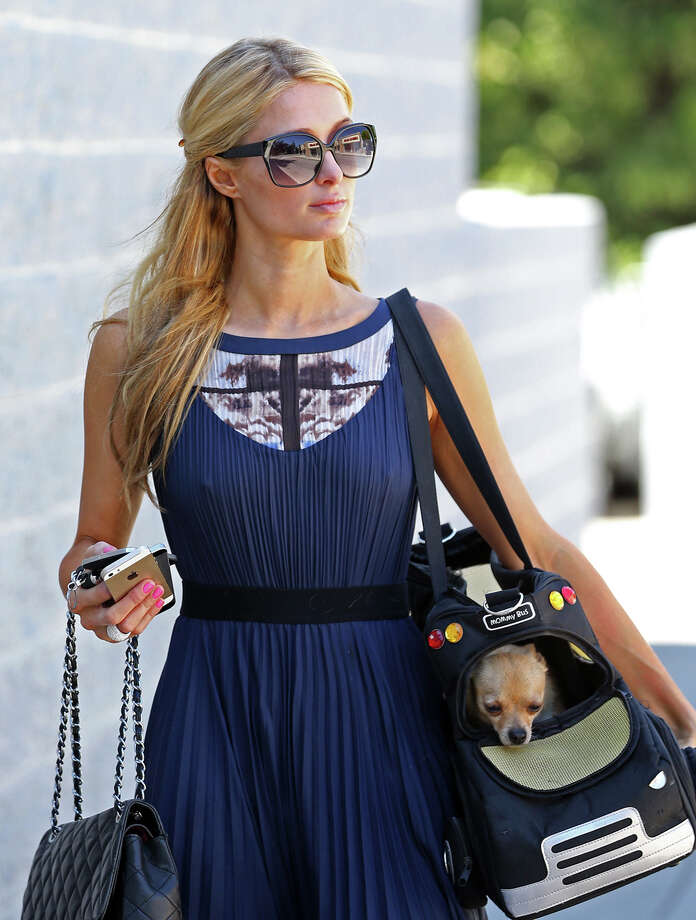 Paris Hilton. Photo: JB Lacroix, Getty Images / 2014 JB Lacroix