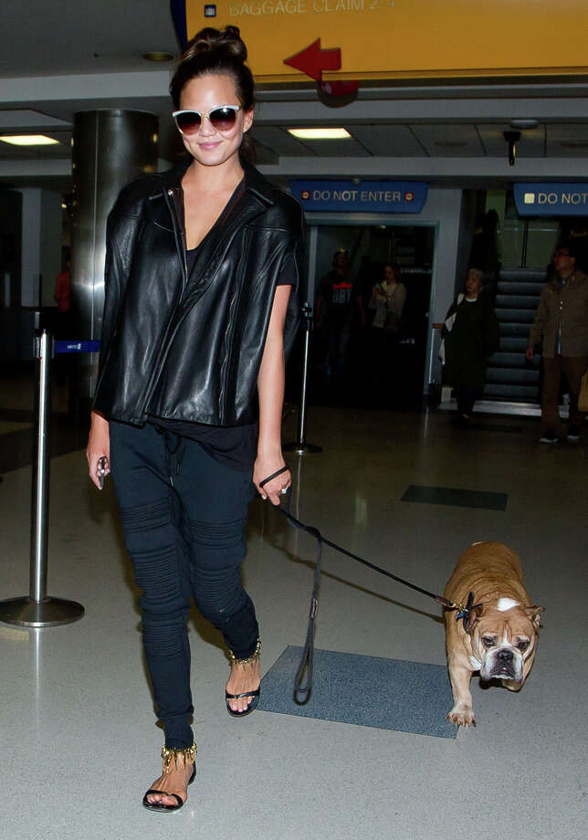 Sports Illustrated swimsuit model Chrissy Teigen. Photo: GVK/Bauer-Griffin, Getty Images / 2014 Bauer-Griffin
