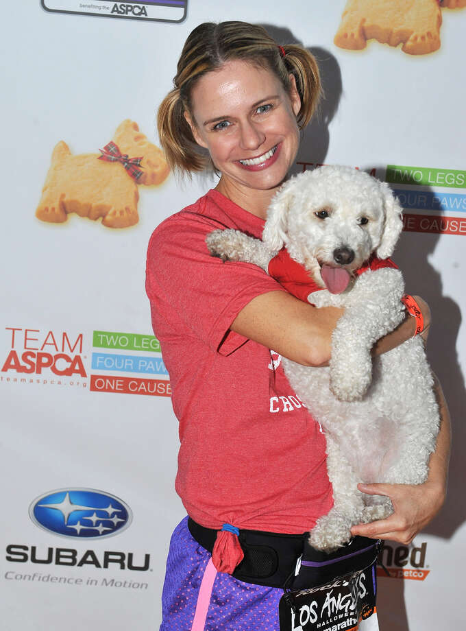 "Actress Andrea Barber (aka Kimmy Gibler of ""Full House"" fame). Photo: Angela Weiss, Getty Images / 2013 Getty Images"