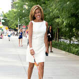 TV personality Hoda Kotb and Blake.