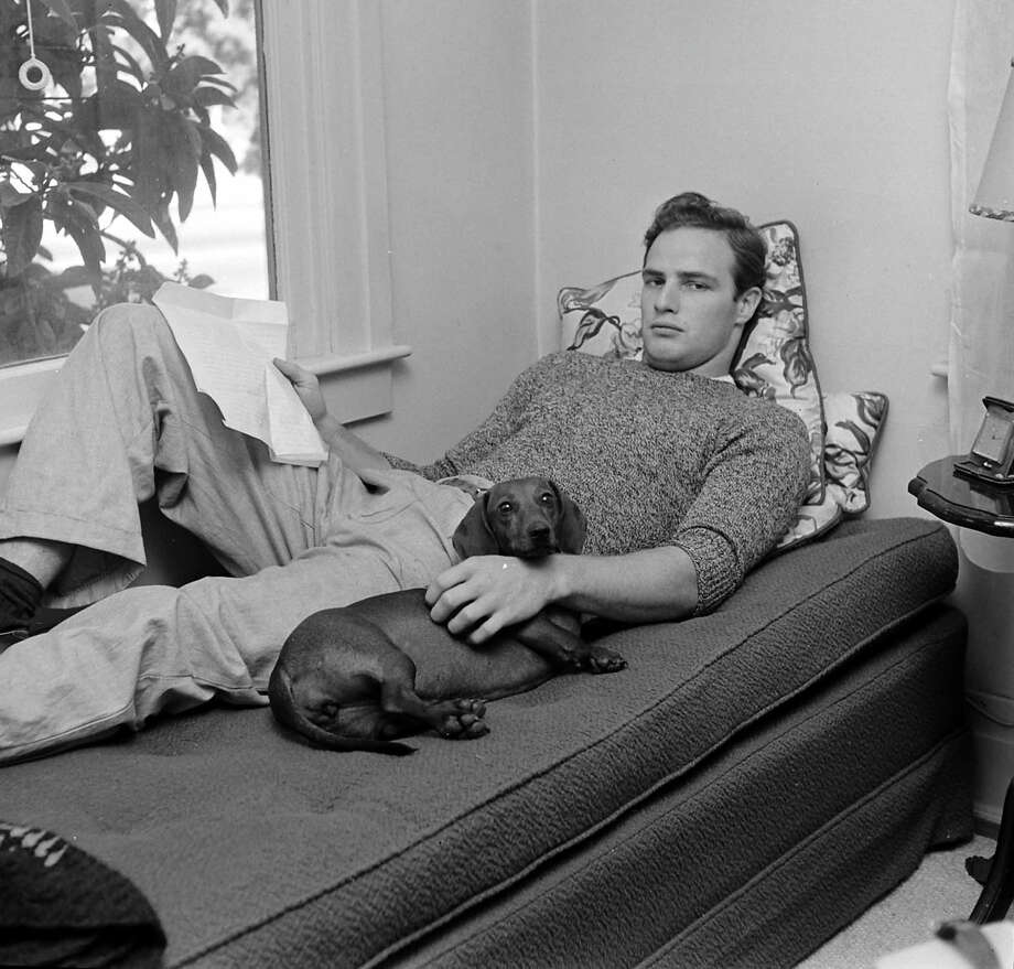 Marlon Brando. Photo: Ed Clark, Getty Images / Time & Life Pictures