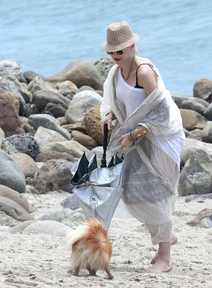 Gwen Stefani Photo: JB Lacroix, Getty Images / 2013 JB Lacroix