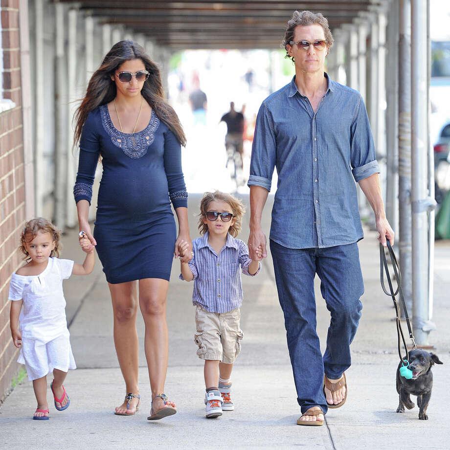 Matthew McConaughey. Photo: Josiah Kamau, Getty Images / 2012 BuzzFoto
