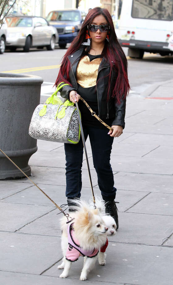 "Nicole ""Snooki"" Polizzi. Photo: Christopher Peterson, Getty Images / 2012 BuzzFoto"