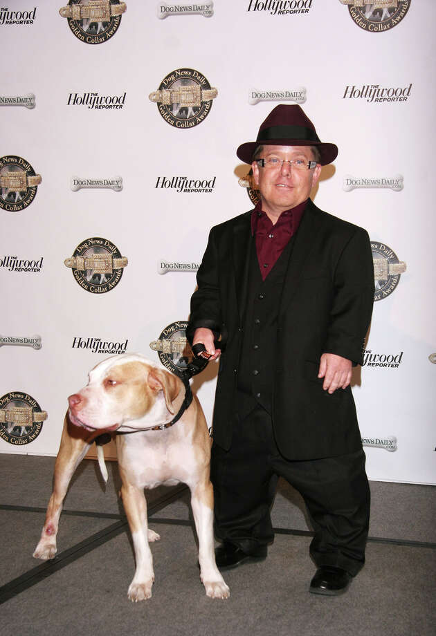 TV personality Shorty Rossi and Hercules. Photo: Tommaso Boddi, Getty Images / 2012 Tommaso Boddi