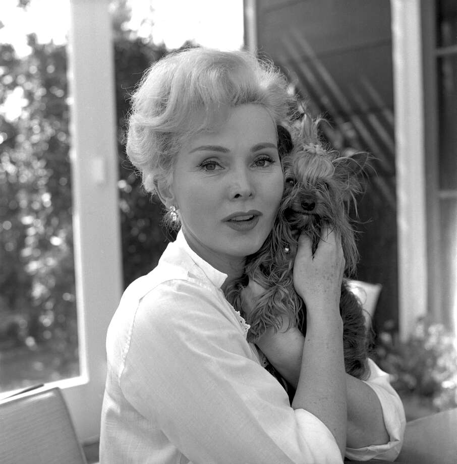 Zsa Zsa Gabor. Photo: Michael Ochs Archives, Getty Images / Michael Ochs Archives
