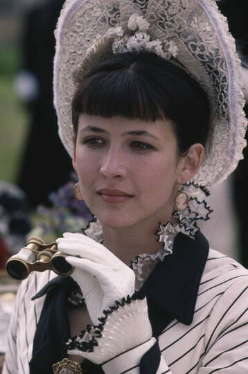 French Actress Sophie Marceau In Quot Anna Karenina Quot 1997