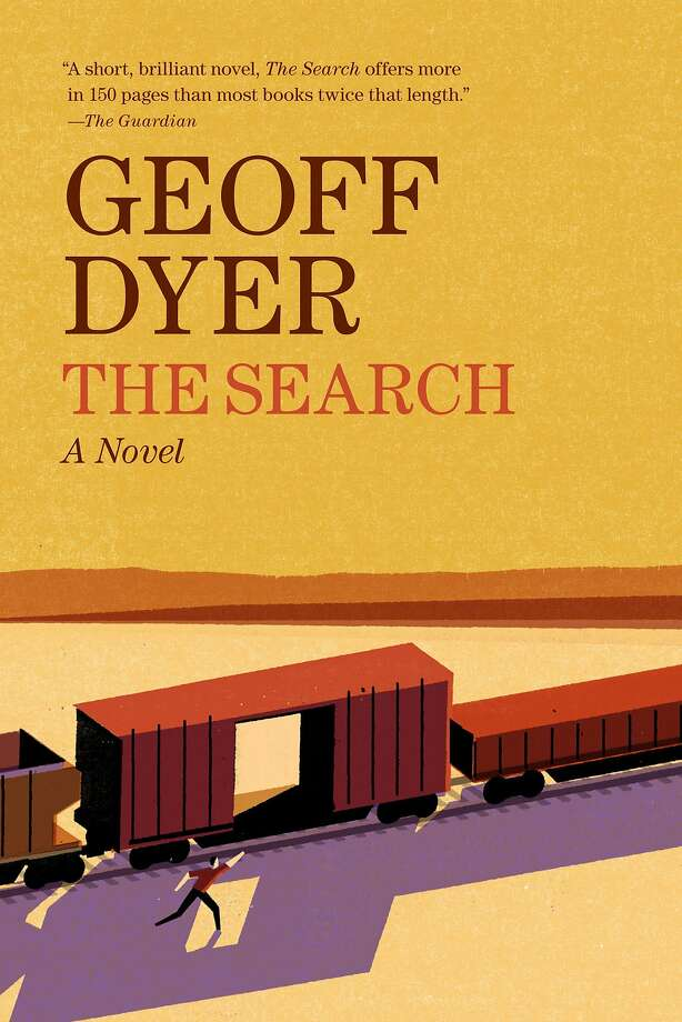 """The Search,"" by Geoff Dyer Photo: Graywolf"