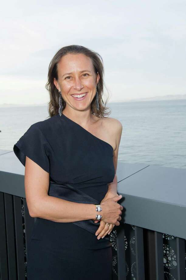 Anne Wojcicki at the Exploratorium Spring Gala on May 15, 2014. Photo: Drew Altizer Photography / Drew Altizer Photography