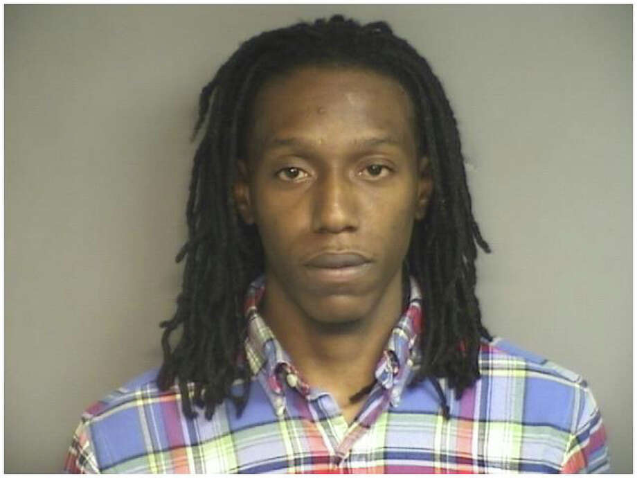 Dewayne Grant, 27, of 98 Courtland Circle, was charged Sunday with criminal possession of a pistol, illegal possession of a weapon in a motor vehicle, possession of marijuana and possession of marijuana. He was held in lieu of a $150,000 court appearance bond. Photo: Contributed Photo / Stamford Advocate Contributed