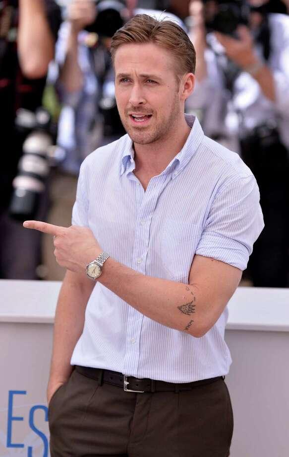 Ryan Gosling Photo: Anadolu Agency, Getty Images / 2014 Anadolu Agency