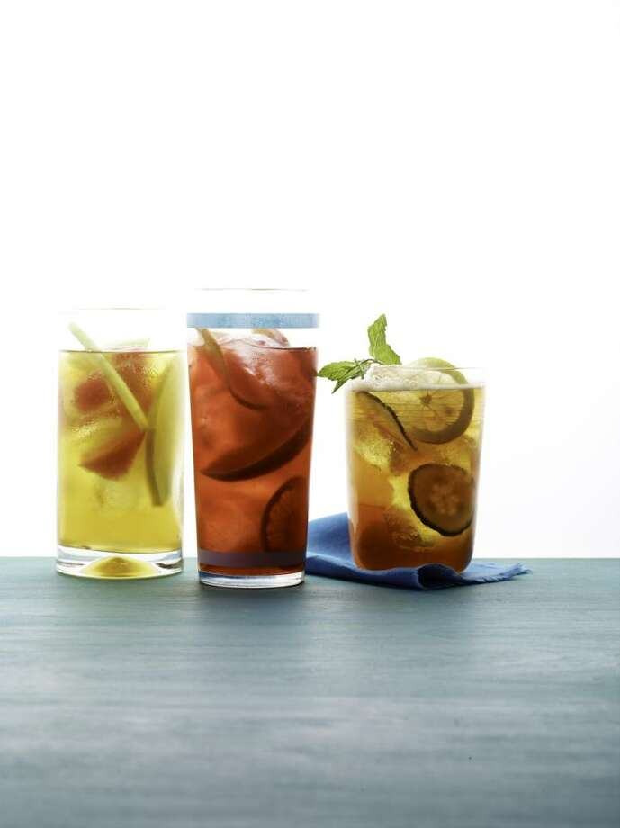 Honeydew and Watermelon Iced Tea recipe from Womané•s Day. Photo: Johnny Miller / ONLINE_YES