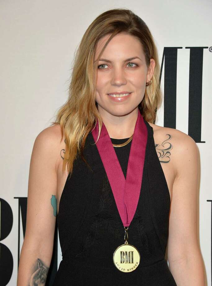 Skylar Grey Photo: Frazer Harrison, Getty Images / 2014 Getty Images